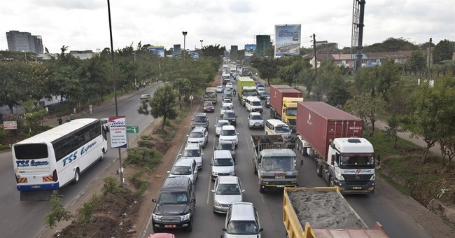 Kenyan drivers fume over city plan to get traffic moving