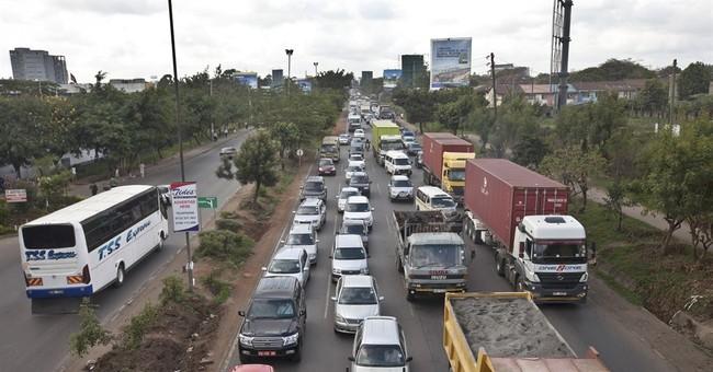 Kenyan drivers fume over city plan to get traffic moving