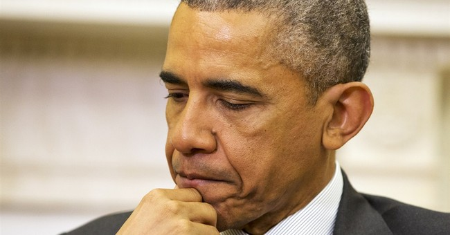 Obama pledges support to Iraqi leader in fight against IS