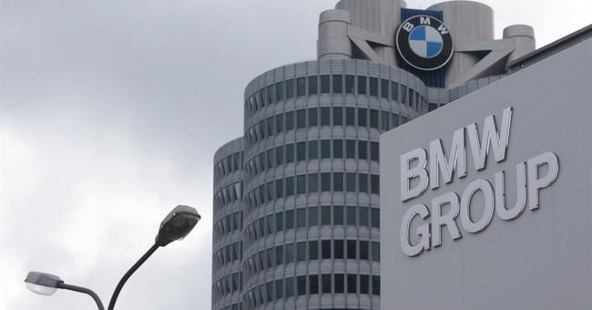 German automaker BMW has best March sales ever