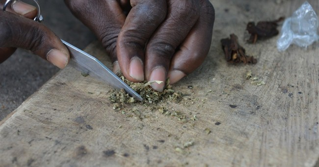 In Jamaica, small amounts of pot decriminalized