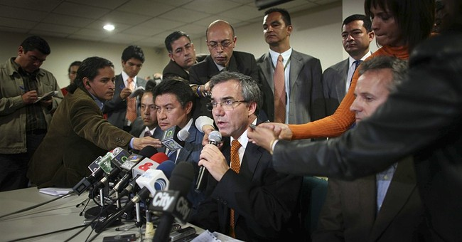 Ex-Colombia ministers convicted of bribes on behalf of Uribe