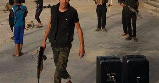 Islamic State militants seize villages near Ramadi in Iraq