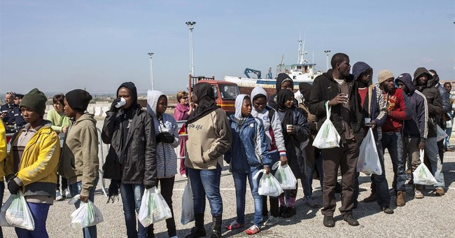 A look at EU's handling of the Mediterranean migrant influx