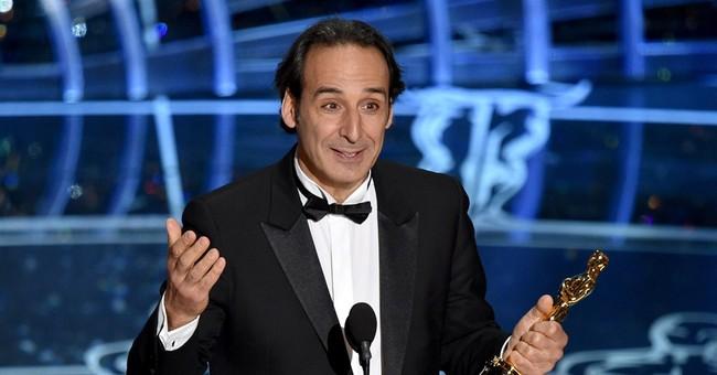Oscar-winning composer Alexandre Desplat to get BMI honor