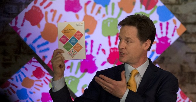 In UK election, party promises range from nukes to bees