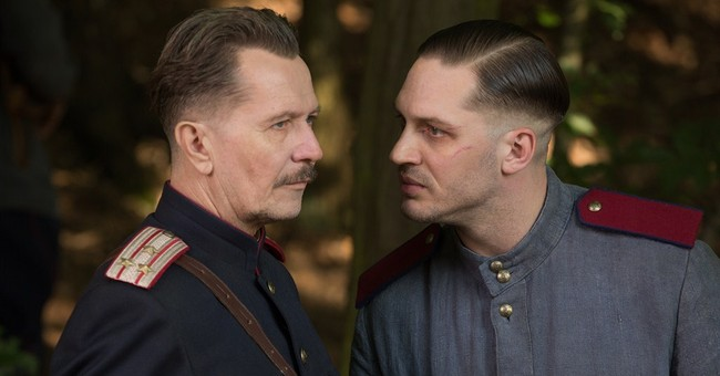 Review: Tom Hardy excels but 'Child 44' feels like 40 movies
