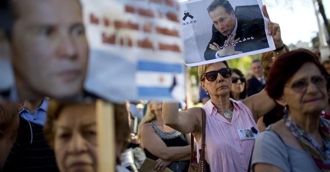 Gun found in probe into Argentine prosecutor death