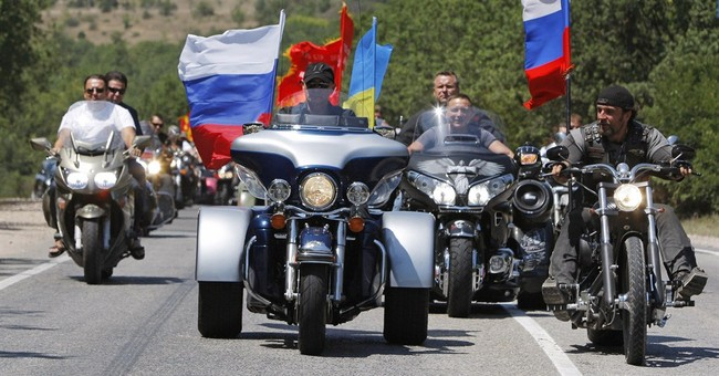Polish PM sees ride by Russian bikers as a 'provocation'