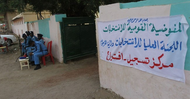Sudan extends presidential poll by 1 day amid low turnout