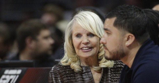 APNewsBreak: Ex-Clippers owner's wife victorious in lawsuit