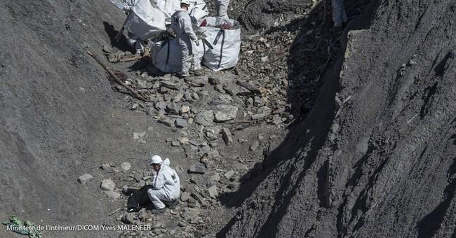 Workers clear 80 percent of debris from Germanwings crash