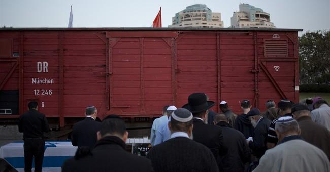 Israel premier likens Iran to Nazis at Holocaust remembrance
