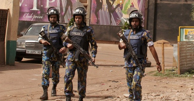 UN: Mali suicide bomb attack kills 3, wounds 16