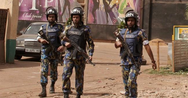 UN: Mali suicide bomb attack kills 3, wounds 16