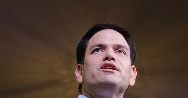 FACT CHECK: Rubio rhetoric breaks with past, but ideas don't