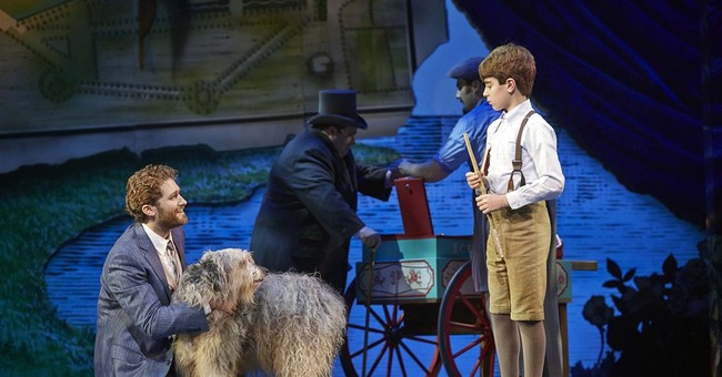 Review: Bway's 'Finding Neverland' never finds its groove