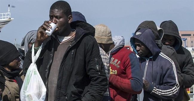 A look at EU's handling of the Mediterranean migrant influx