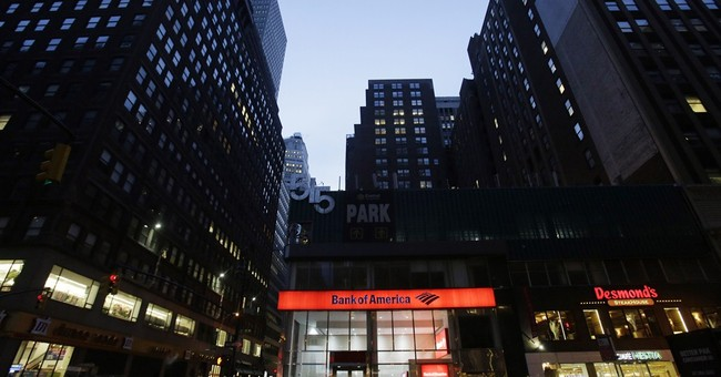 Bank of America returns to profit as legal costs subside