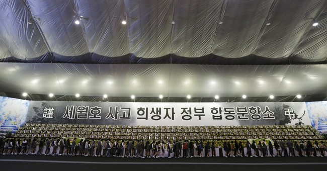 Survivors of South Korean ferry tragedy struggle with guilt