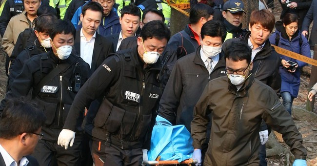 Officials close to South Korean president accused of bribery