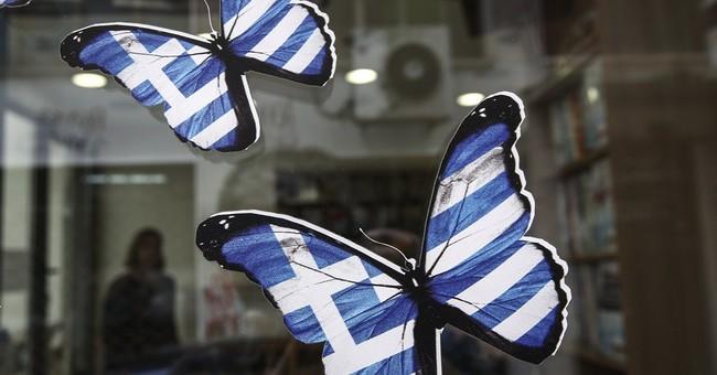 Greek bond yields soar as debt default fears swell