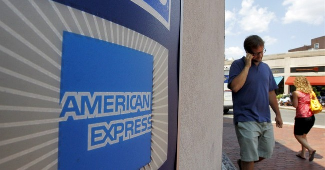 American Express tops 1Q profit forecasts