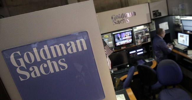 Goldman Sachs' earnings soar on trading, deal fees