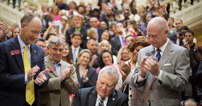 Georgia Gov. Deal signs medical marijuana bill into law