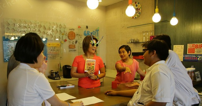 At Manila's autism-friendly cafe, it's A-OK to be different