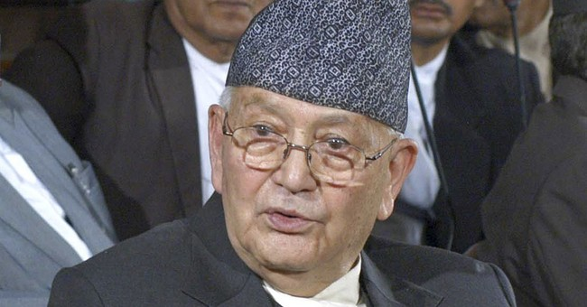5-time Nepal Prime Minister Thapa dies at age 87