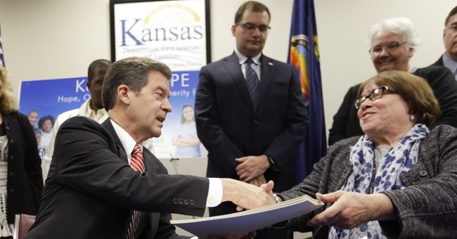 New Kansas rules would limit spending of welfare benefits