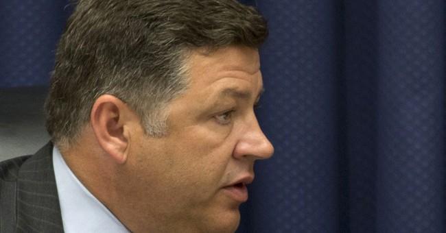 Congressman admits relationship with airline lobbyist