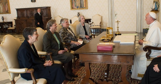 Vatican unexpectedly ends crackdown of US nun group