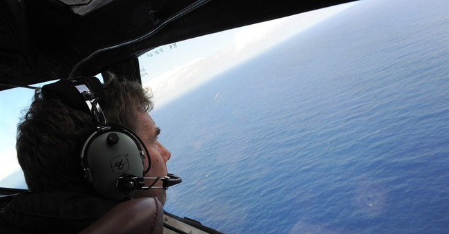 Search area for Flight 370 to be doubled if plane not found