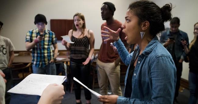 College a cappella: Not your granddad's barbershop quartet
