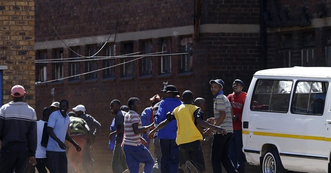 Unrest amid pleas to end attacks on immigrants in S. Africa