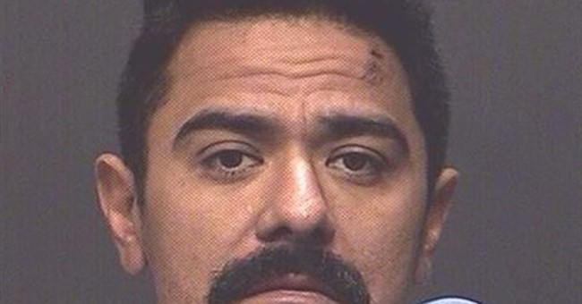 Officer who rammed Arizona man accused of misconduct