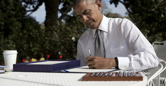 Obama signs overhaul of how Medicare pays doctors