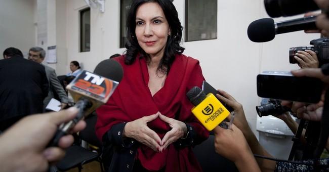 Guatemalan ex-dictator's daughter announces presidential bid