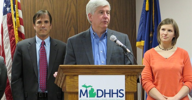 Fund for Michigan Gov. Rick Snyder hints at presidential run