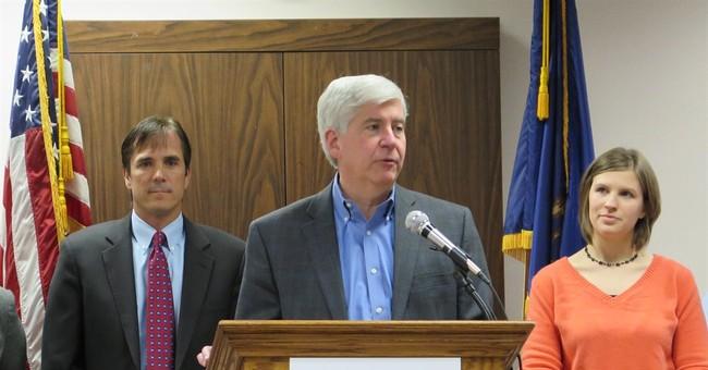 Fund for Michigan Gov. Rick Snyder hints at presidential run