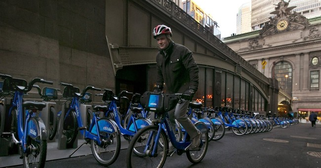 New York Citi Bikes soon to allow riders to count calories