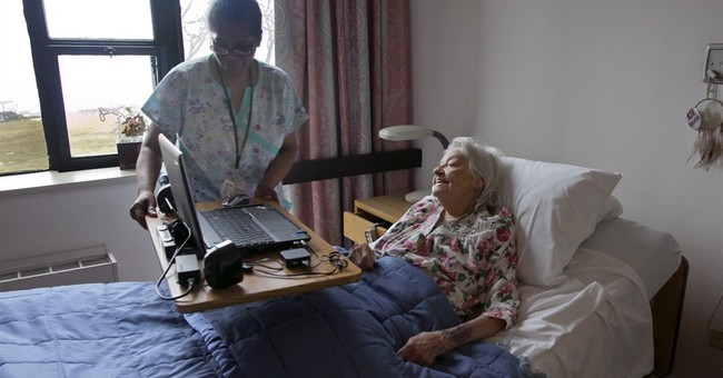 Idea from Adam Sandler film used to soothe dementia patients