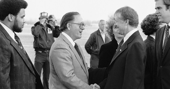 Ex-US Sen. Griffin, who hastened Nixon resignation, dies