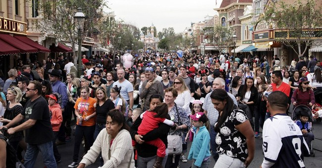 Large measles outbreak traced to Disneyland is declared over