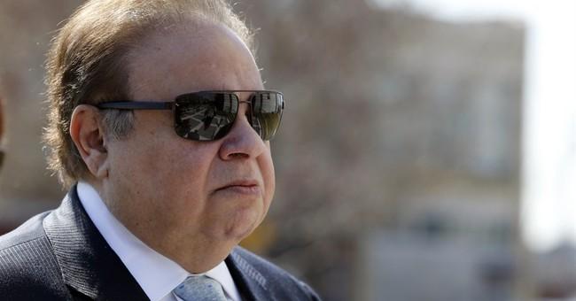 Developer jailed for kickbacks among Menendez contributors