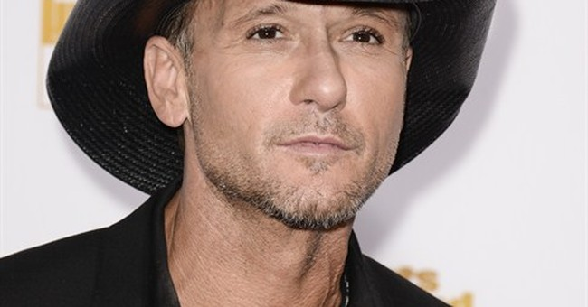 Tim McGraw defends decision to headline Sandy Hook concert