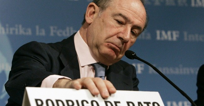 Spain: Tax agents search ex-IMF chief Rato's office again