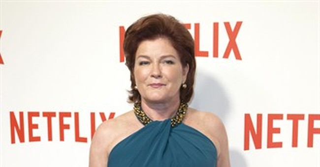 Actress Kate Mulgrew breaks with her past in new memoir